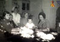 Darcie pierza Mysłaków 1978r