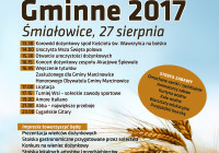 Dożynki gminne w Śmiałowicach 2017
